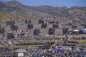 Inti Raymi Celebration, Cusco, Peru