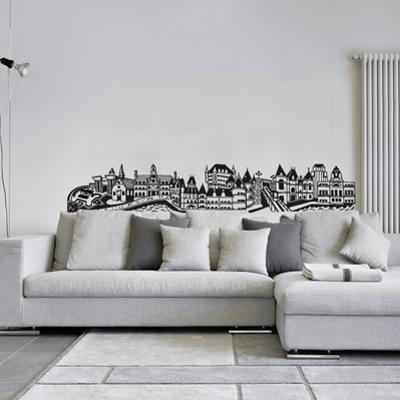 Into Quebec Wall Decal
