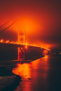 Into The Mystic, Golden Gate Bridge, San Francisco