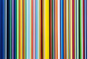 Multicolor Stripes by Into The Red