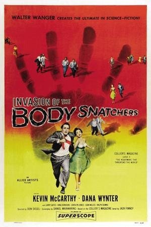 Invasion of the Body Snatchers, 1956
