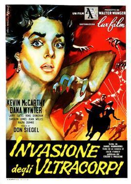 Invasion of the Body Snatchers, (aka Invasione Degli Ultracorpi), 1956