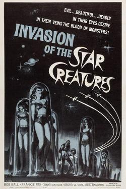 Invasion of the Star Creatures