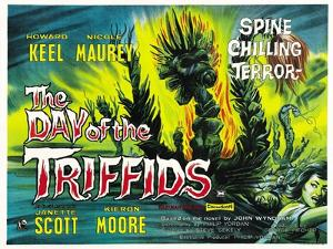 """Invasion of the Triffids, 1962, """"The Day of the Triffids"""" Directed by Steve Sekely"""