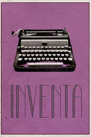 Inventa (Spanish - Create)