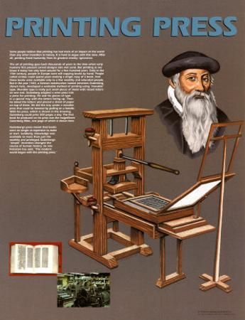 Inventions that Changed the World - The Printing Press