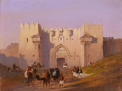 Jerusalem, Damascus Gate