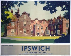 Ipswich Christchurch Mansion