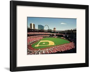 Busch Stadium, St Louis by Ira Rosen