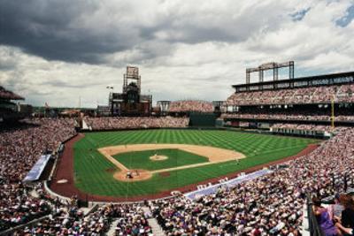 Coors Field, Denver by Ira Rosen