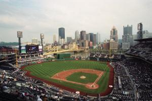 PNC Park, Pittsburgh by Ira Rosen