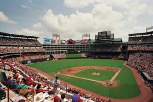 Rangers Ballpark, Arlington, Texas by Ira Rosen