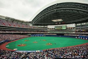 Rogers Centre, Toronto by Ira Rosen