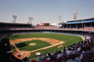 Tiger Stadium, Detroit by Ira Rosen