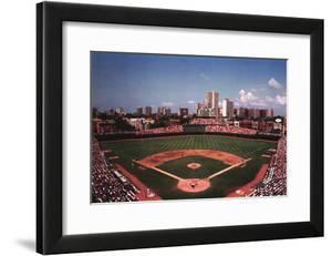 Wrigley Field, Chicago by Ira Rosen