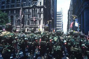 Iranian Hostages, Ticker Tape Parade, New York, New York