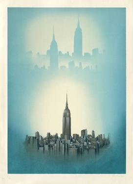 New York by Irena Dedicova