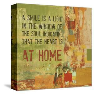 A Smile is a Light in the Window of the Soul by Irena Orlov