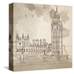 Big Ben by Irena Orlov