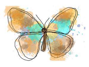 Butterfly II by Irena Orlov