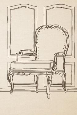 Chair Design II by Irena Orlov