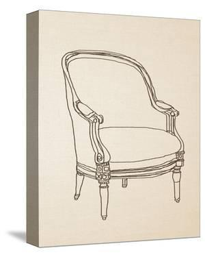 Chair Foyer I by Irena Orlov