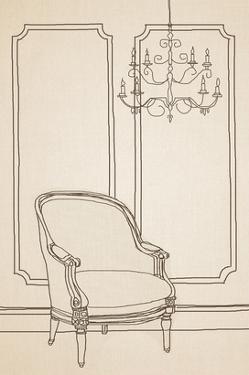 Chair Foyer II by Irena Orlov