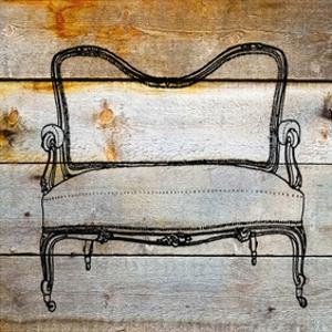 Chair II by Irena Orlov