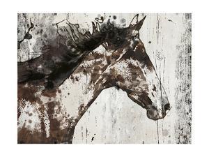 Galaxy Horse I by Irena Orlov