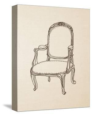 Grey Antique I by Irena Orlov