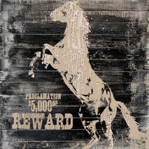 Horse Reward by Irena Orlov