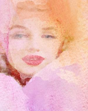 Lady In Rose Cloud by Irena Orlov