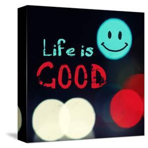 Life is good V by Irena Orlov