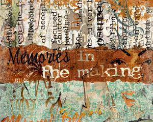 Memories in the making by Irena Orlov
