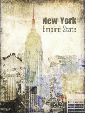 New York Grunge II by Irena Orlov
