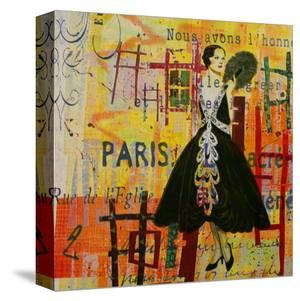 Paris-Fashion I by Irena Orlov