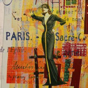 Paris-Fashion II by Irena Orlov