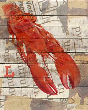 Red Lobster I by Irena Orlov