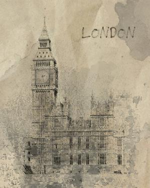 Remembering London by Irena Orlov