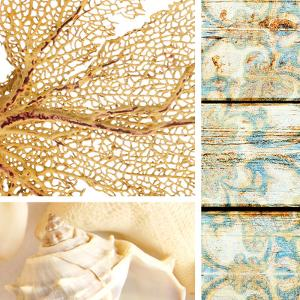 Spa Collage IV by Irena Orlov