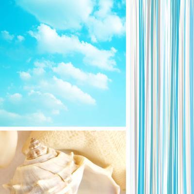 Spa Collage VI by Irena Orlov