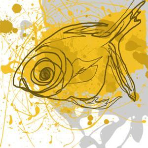 Yellow Fish by Irena Orlov