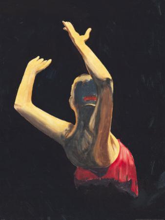Flamenco I by Irene Celic