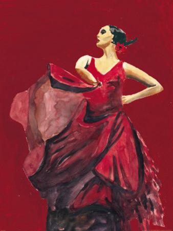 Flamenco II by Irene Celic