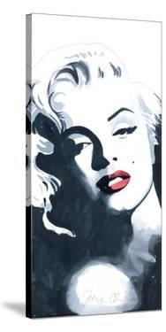 Marilyn Monroe IV by Irene Celic