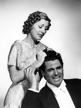"""Irene Dunne; Cary Grant. """"The Awful Truth"""" [1937], Directed by Leo Mccarey."""