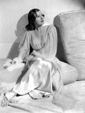 """Irene Dunne. """"Invitation To Happiness"""" [1939], Directed by Wesley Ruggles."""