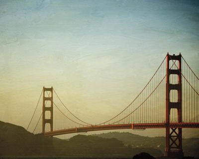 A Clear San Francisco Sky by Irene Suchocki