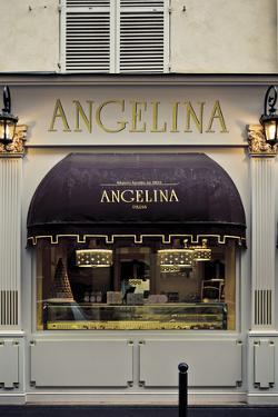 Angelina by Irene Suchocki