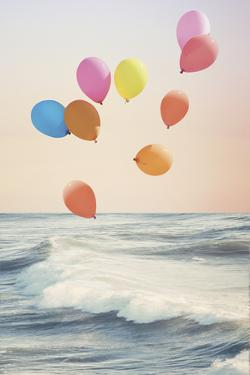 Balloon Dreams - Drift by Irene Suchocki